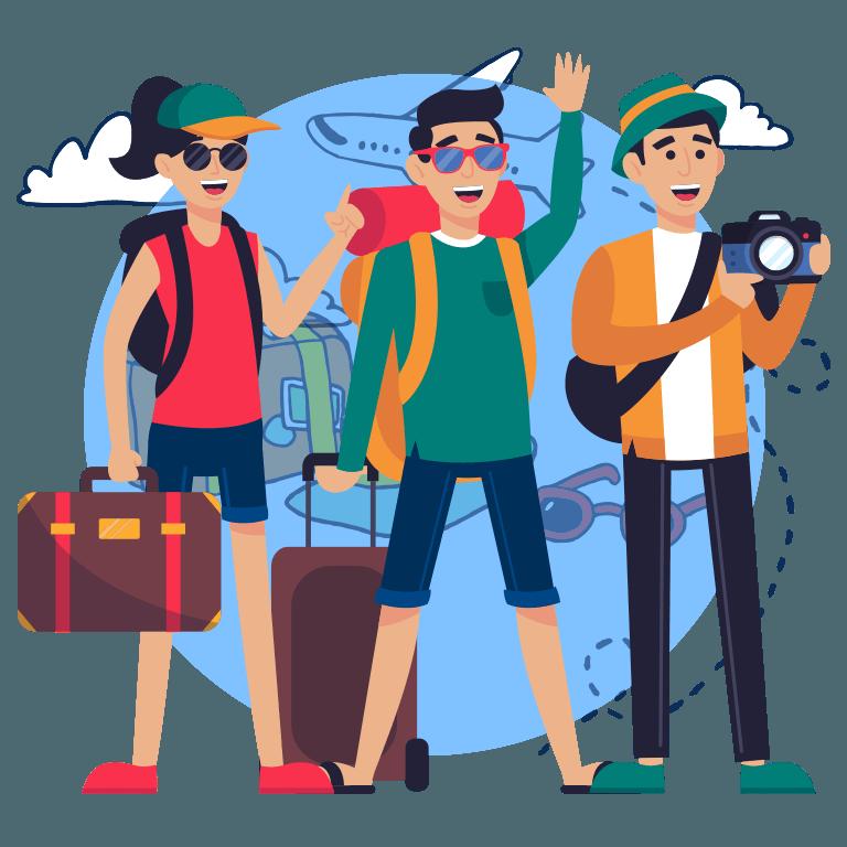 3 Documentos essenciais para viajar pelo mundo!